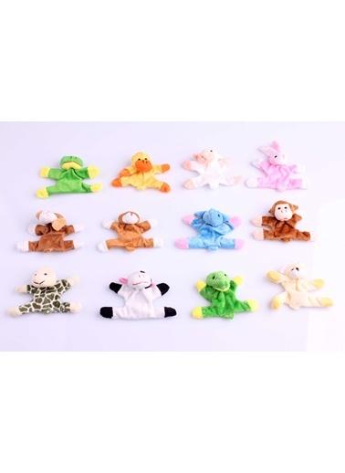 8'li Magnet Parmak Kukla Seti-Learning Toys